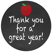 What a great year - thank you to everyone for all you do to make BME a special place!